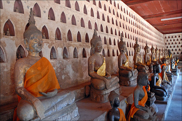 Vientiane, Wat Si Saket _1