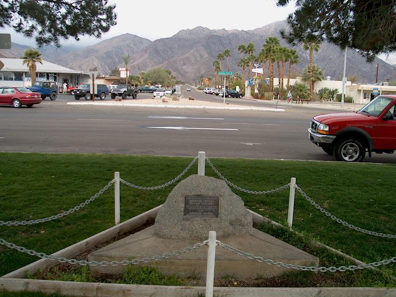 Borrego Springs Desert Town
