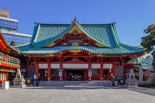 Kanda Buddhist Temples
