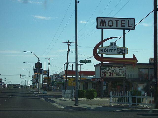 Kingman Desert Town