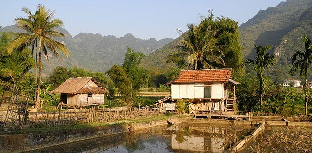 Mai Chau, Vietnam 1