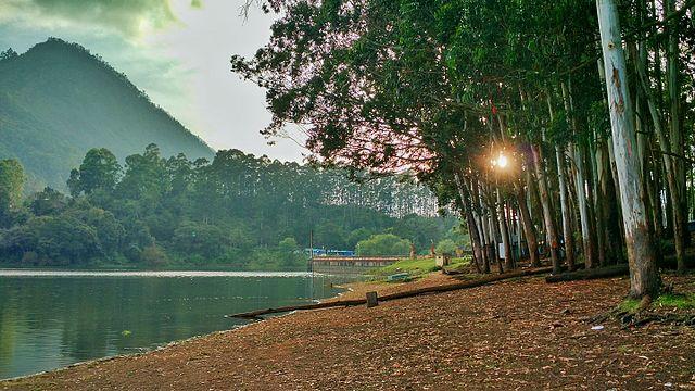 Munnar, Kundala Lake