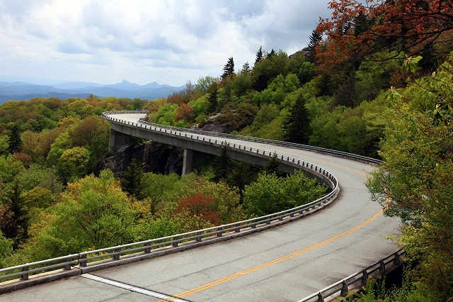 Road Trips on Blue Ridge Parkway