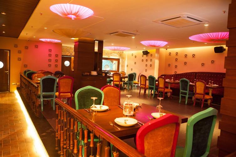 Sufiaana Mughlai restaurant