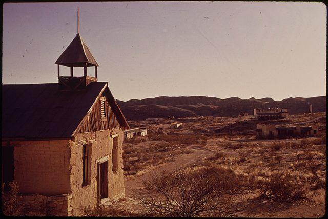 Terlingua Desert town