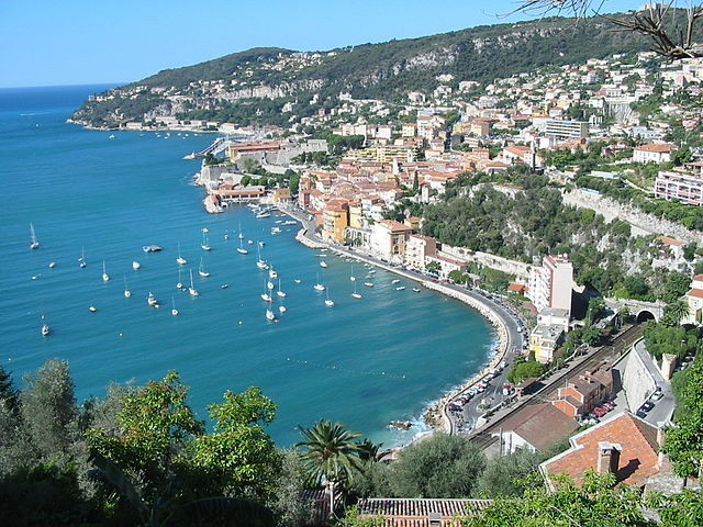 Cruise to Villefranche-sur-Mer