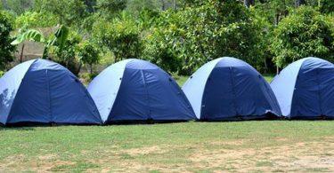 Dandeli, camping