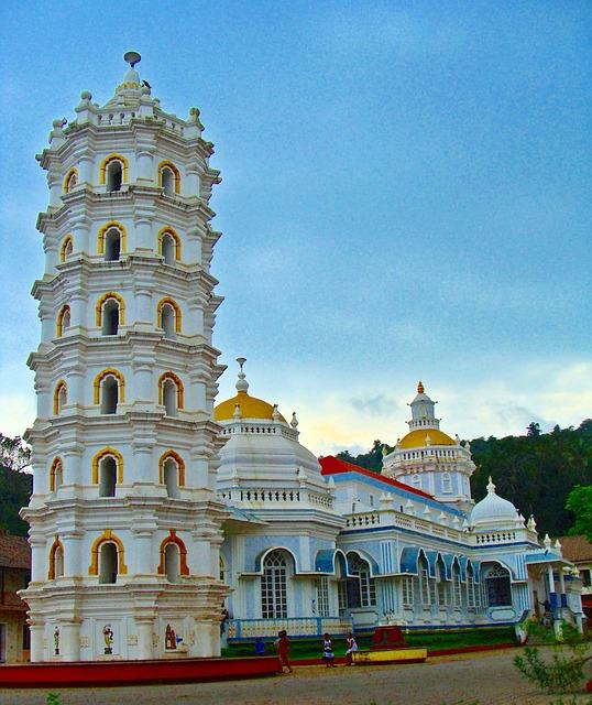 Goa Shanta Durga Temple