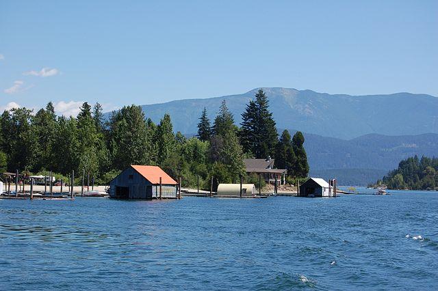 Kootenay Lake Montana