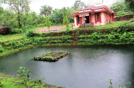 Netravali Bubbling Lake