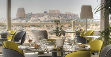 St George Lycabettus Hotel, Athens