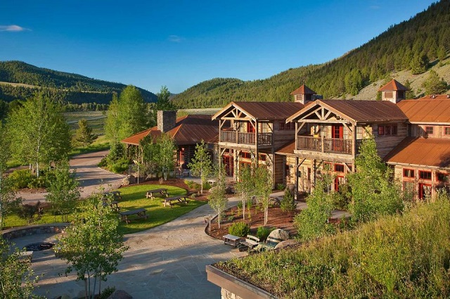 Stay at Rock Creek Ranch, Montana