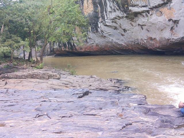 Syntheri Rock, Dandeli
