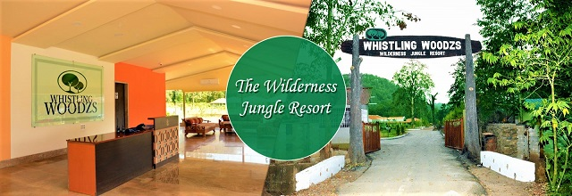 Whistling woodzs resort, Dandeli