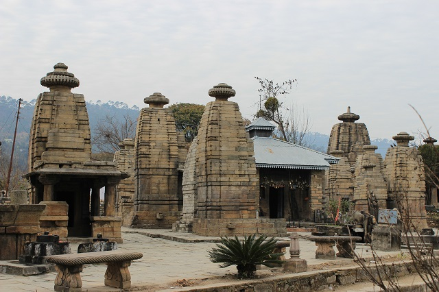 Baijnath Temple, Kausani