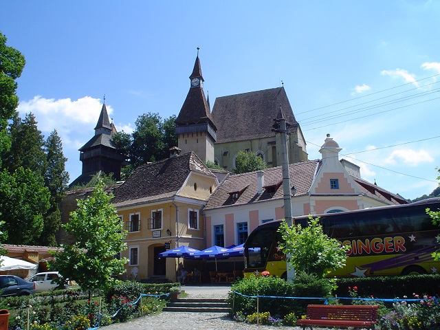 Biertan Fortified Church, Romania