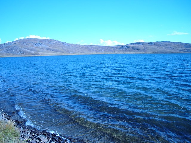 Clear Water of Sheosar Lake