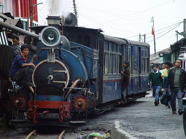 World Heritage Sites Darjeeling Himalayan Railway