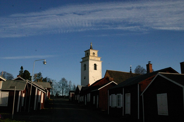 Gammelstad Church Town, Sweden