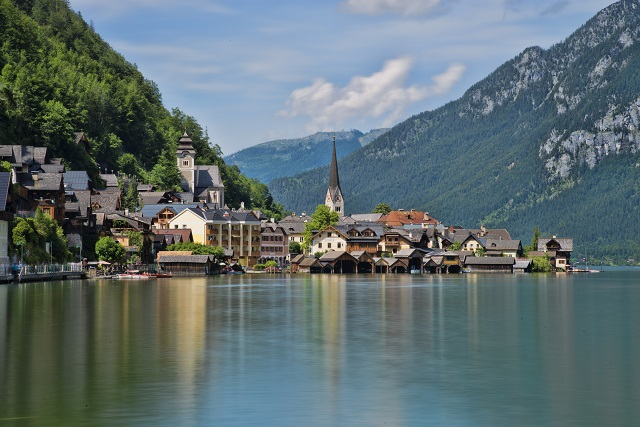 Most Isolated Places Hallstatt