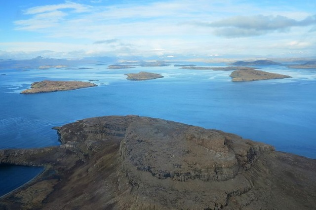 Most Isolated Places Kerguelen Islands