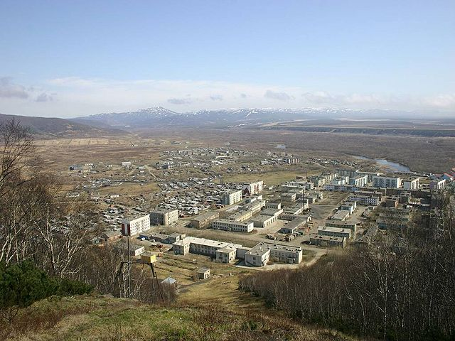Most Isolated Places Koryak Okrug