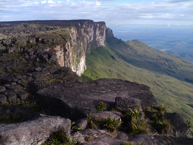 Most Isolated Places Mount Roraima