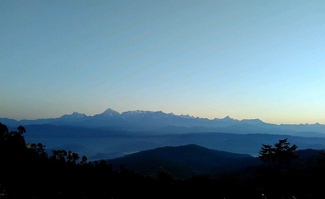 Nandadevi from Kausani