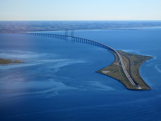 Oresund Bridge, Sweden