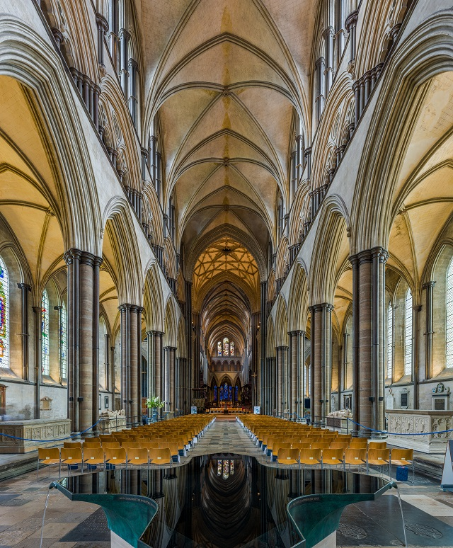 Tourist Attractions Salisbury Cathedral