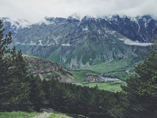 Transylvanian Alps Romania