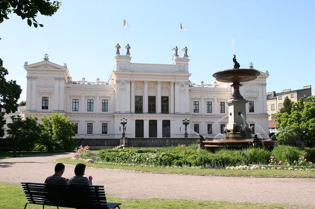 University of Lund, Sweden