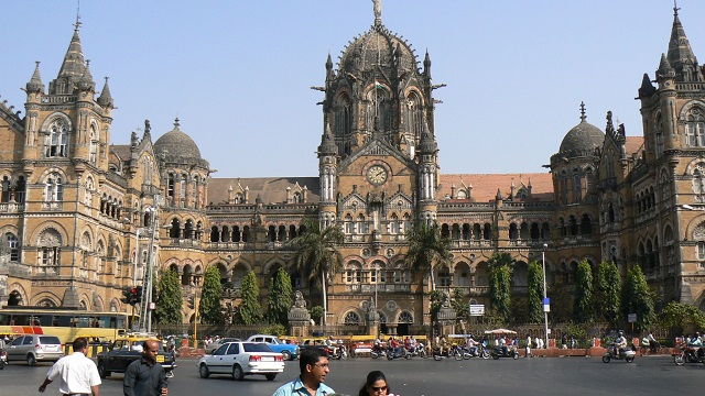 World Heritage Sites Victoria Terminus Railway Station