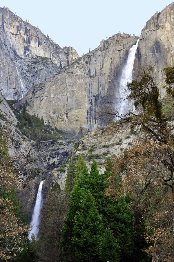 Yosemite Waterfalls national parks