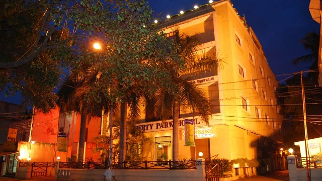 24 Hours Check Out Hotels in Chennai Liberty Park