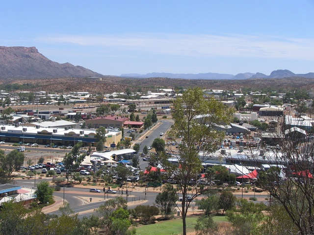 Sunniest Places Alice Springs