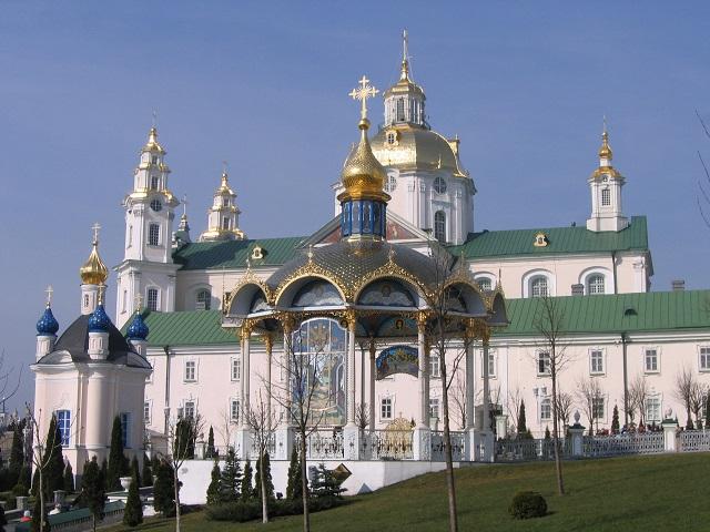 Dormition Pochayiv Lavra