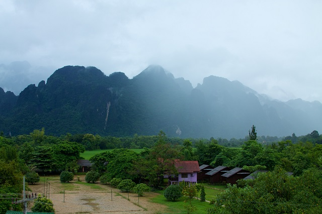 South East Asian Places for Pilgrimage Vang Vieng