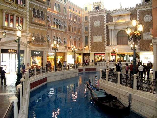 6 Most Visited Countries in the World Venetian Macau