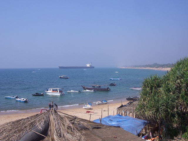 Aguada Beach, North Goa