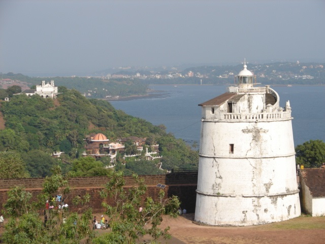 Aguada fort, North Goa