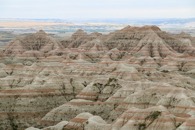 Badlands, United States