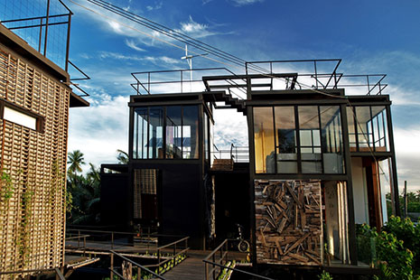 Bangkok Treehouse- Family Nest
