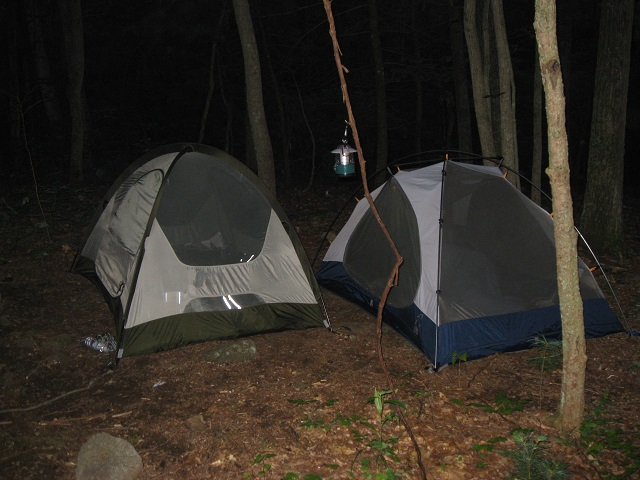 Camping Sites at Shenandoah National Park