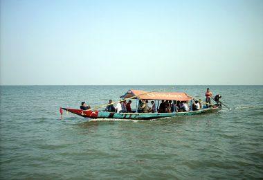 Chilika Lake Boat Ride