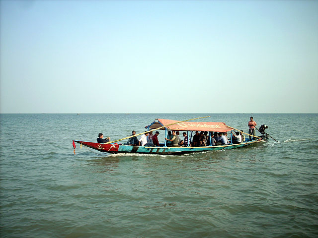 Chilika Lake Boat Ride