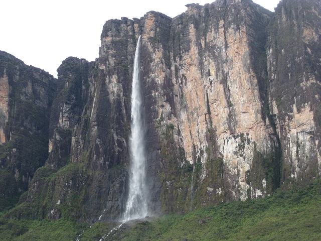 Cuquenan Waterfalls