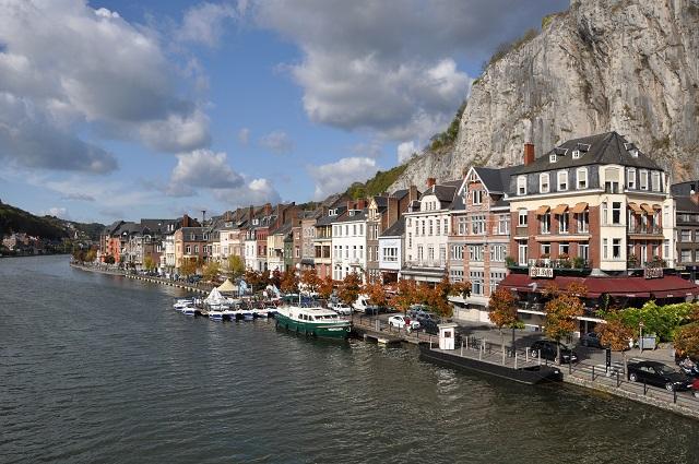 Dinant, Belgium, Europe