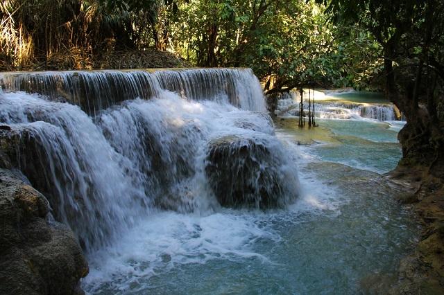 Kuang Xi Falls, Laos