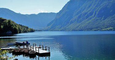 Lake Bohinj, Europe